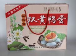 鸡蛋彩盒包装