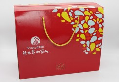 饮料彩盒包装